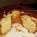 Gâteau brésilien aux noisettes