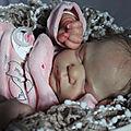 Tout plein de bébé <b>reborn</b> en arrivage :-) :-)