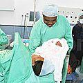 Reproduction humaine: trois premiers bébés pour le centre de ngousso
