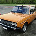 Fiat <b>131S</b> Mirafiori 1300 1974-1977