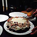 Le carrot cake qui se prenait pour un cheesecake (carrot cake cheesecake)