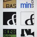 typographie : les contraires