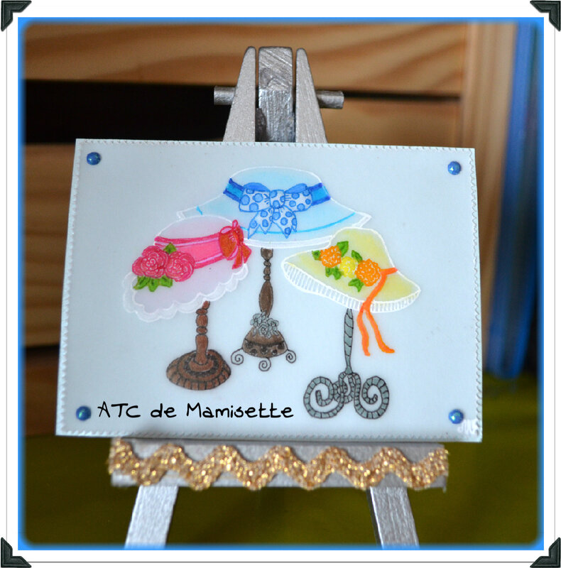 ATC de Mamisette