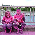 The color run paris 2016