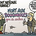 LE FIØN NATIONAL : un parti typiquement français... qui fleure bon la merde !