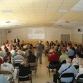 12 mai 2007, lancement de la campagne à Saint Julien