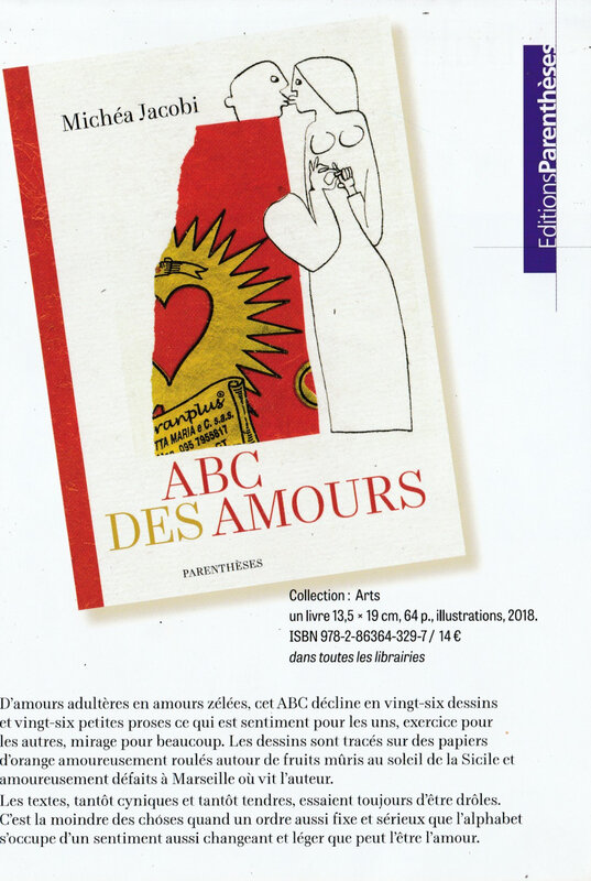 ABCdes amours tract 2