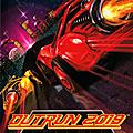 Out Run 2019 sur Sega Megadrive