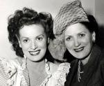 maureen o'hara with her mother