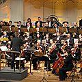 Concert - orchestre symphonique du rail