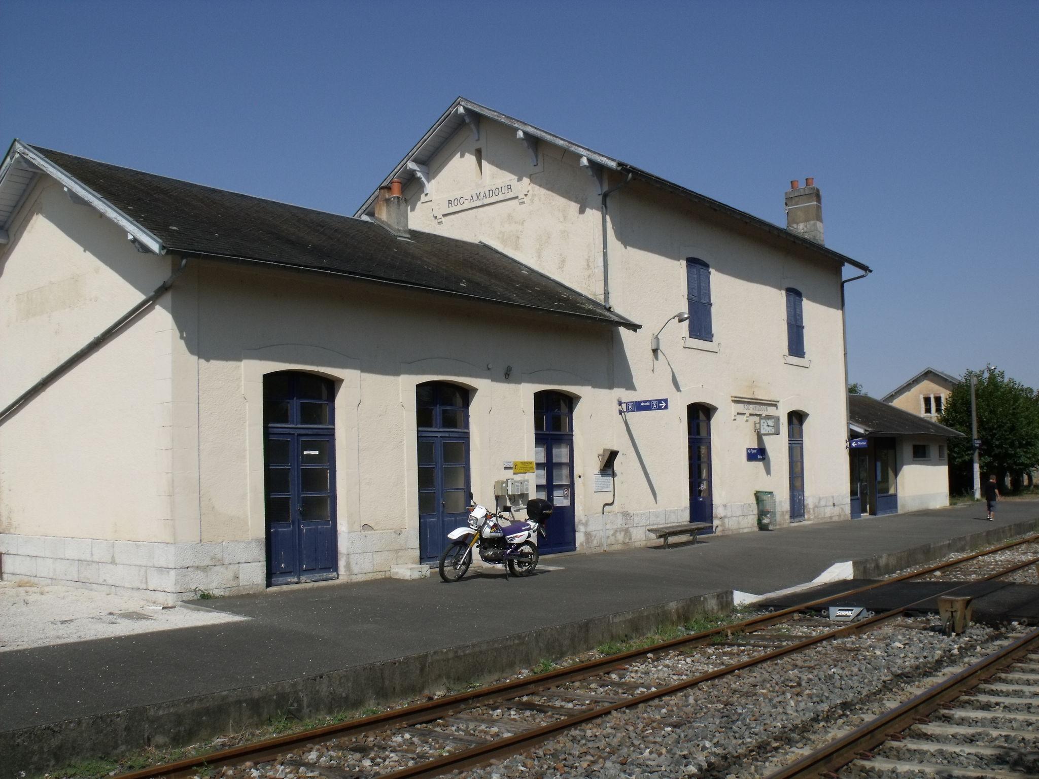 Rocamadour-Padirac (Lot - 46) BV