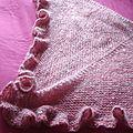 Miss marple shawl et de trois !!!