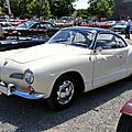 Vw 1300 karman coupé de 1966 (regioMotoClassica 2010) 01