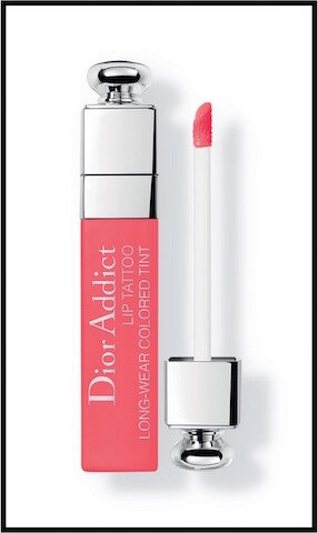 dior addict lip tattoo color juice cranberry