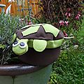 Bonnet tortue