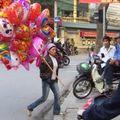 Marchande de ballons du Têt