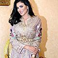 <b>Caftan</b> marocain moderne <b>2019</b> pas cher pour invitée