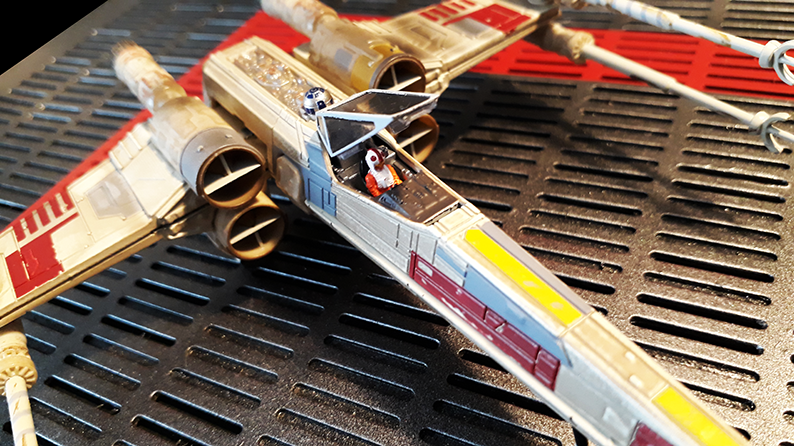 x-wing hotwheel elite 04
