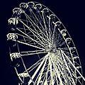 Bayonne, la roue de Noël (64)