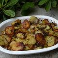 Des pommes de terre sarladaises inratables, croustillantes et moelleuses