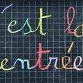 <b>Rentrée</b> <b>scolaire</b> 2014