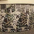 Mosaique de la défense