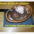 Terrine de porc et foies de volaille