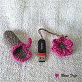 Porte-clé-usb-fleur-rose-02