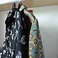 Duo pour la chemise johanna de rdc