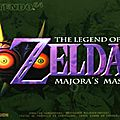 <b>The</b> <b>legend</b> <b>of</b> <b>Zelda</b>: Majora's Mask enfin sur Wii U