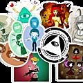 Gagnez des stickers avec Feind Herz - <b>Calendrier</b> de <b>l</b>'<b>avent</b> J1 [FINI]