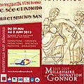 2015: deux anniversaires pour mettre le riche patrimoine historique normand à l'honneur