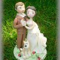 Le mariage de cécile