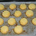 Bouchées de tapioca a garnir