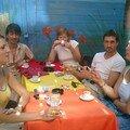 Ptites fêtes à Istanbul - イスタンブールでパーティー