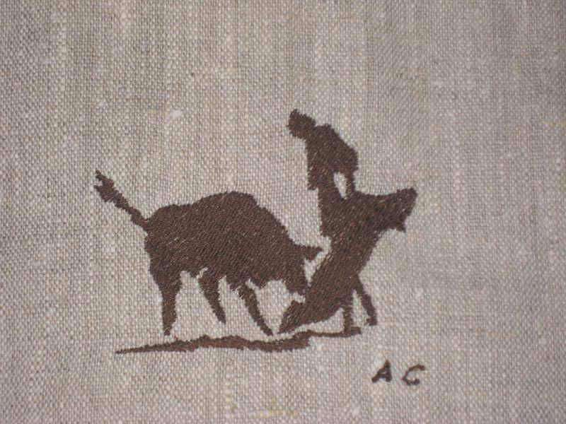 tauromachie ombre