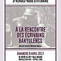 A la rencontre des écrivains banyulencs