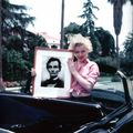 Avril 1956 <b>Lincoln</b> - Marilyn par Milton