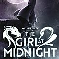 The girl at midnight (tome 01) : de plumes et de feu de melissa grey