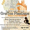 Appel du <b>Greffon</b> Plastique2012