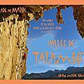 Escalade à Talambote, au Maroc