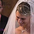 Collier mariage ondée, vu dans
