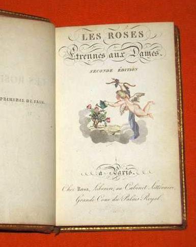 1815 ROSES Etrennes aux Dames-1