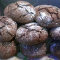 Les craquelins au chocolat (de biscottine)
