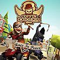 <b>Coffin</b> Dodgers : amusez-vous avec ce jeu de kart