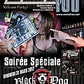 METALLIAN Magazine: Numero 100! Fetez le numero 100 au <b>Black</b> <b>Dog</b> (Paris)/ Release Party For #100 (@ Paris)- 31 / 03 / 2017