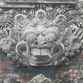 Sculture de pierre Ubud