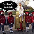 Grand saint nicolas patron des écoliers ...