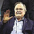 George HW Bush, seigneur républicain des États-Unis
