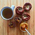 Muffins façon ginger banana bread - sans lactose